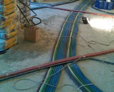 Lavori di ristrutturazione impianti per adeguamento normativo