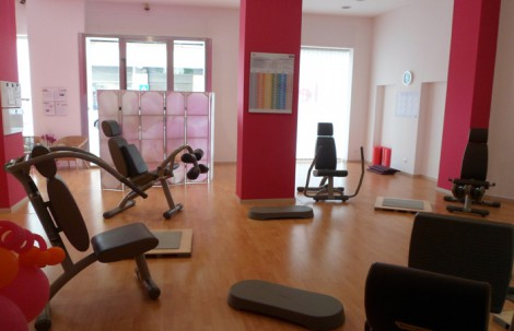 Commercial local's restoration and renovation with destination gym